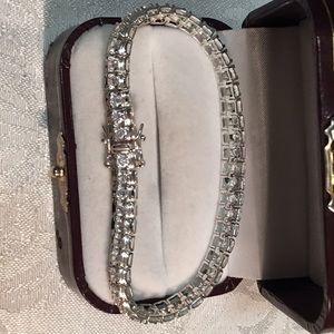 Silver bracelet #559 R